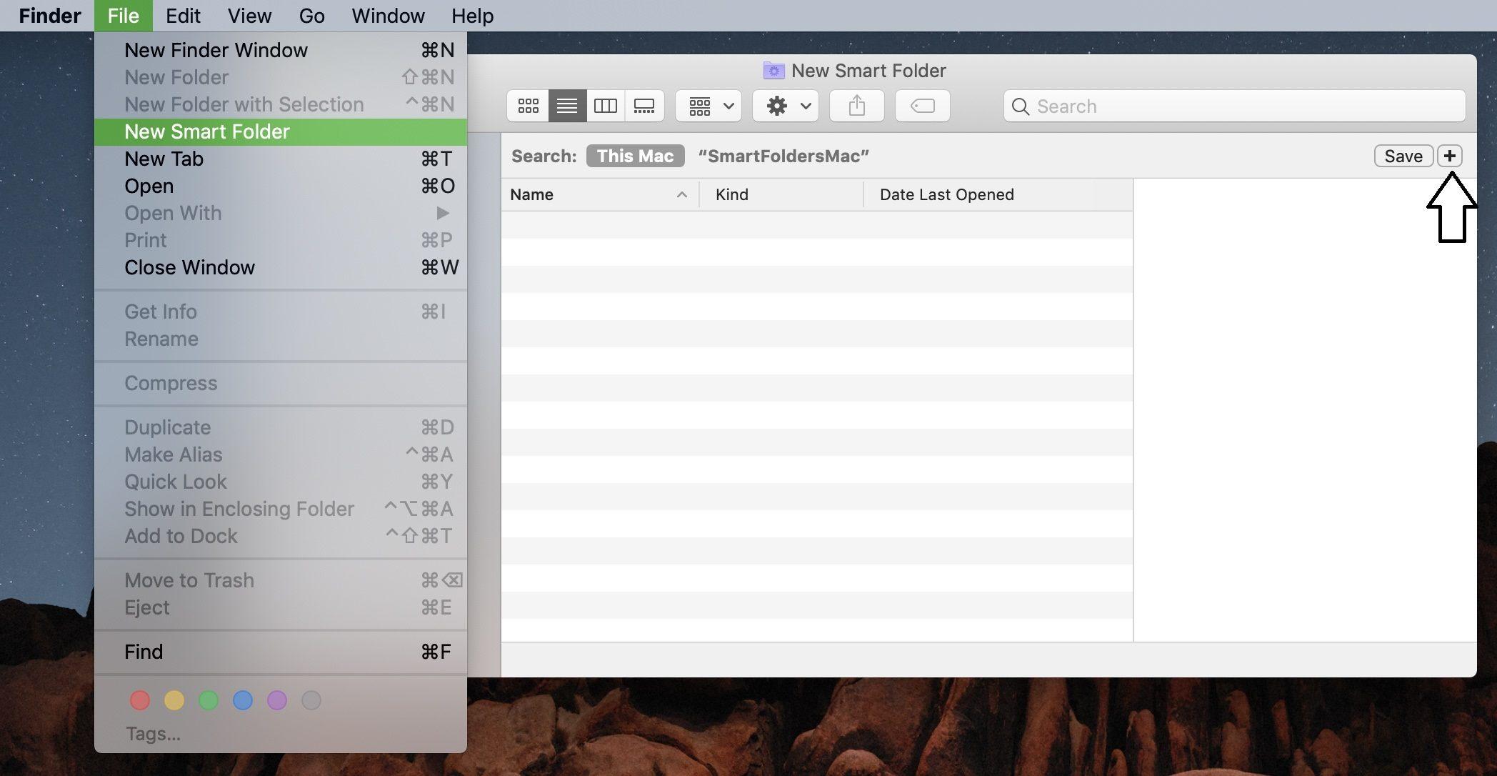 create-new-smart-folder