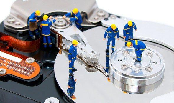 Probleme mit der Festplatte