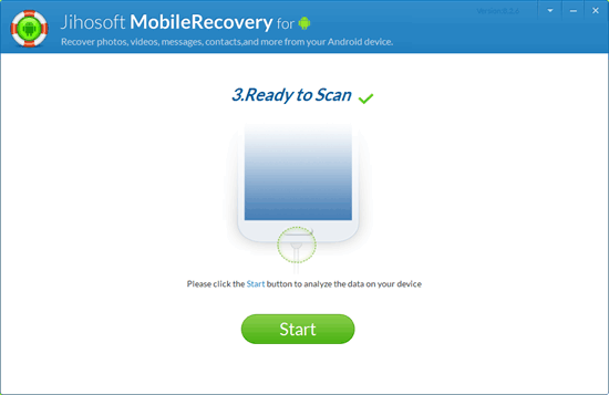 Jihosoft android phone recovery software