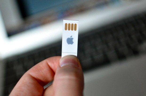 unidad flash mac