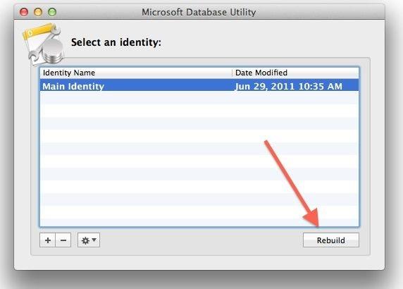 rebuild-mac-database