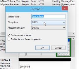 format-ssd-windows