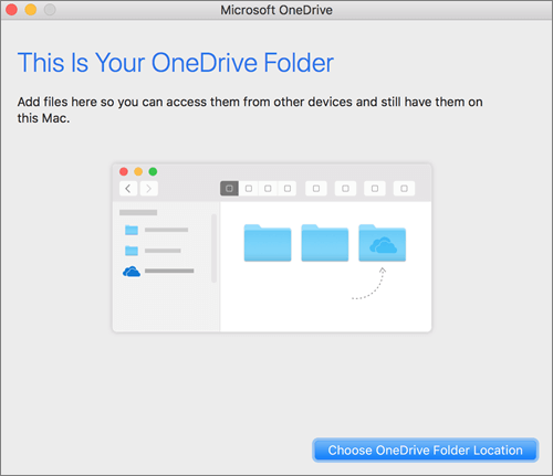 how-to-change-onedrive-location-on-mac