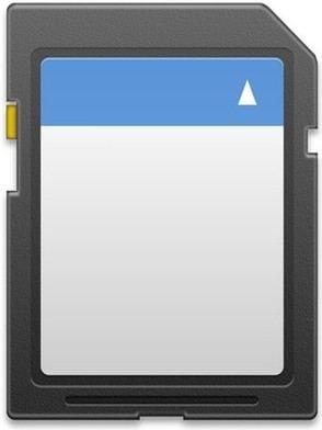 how to use an sd card on  mac