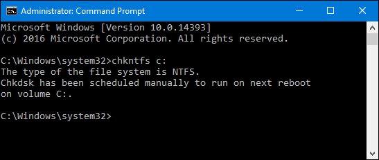 repair-with-chkdsk