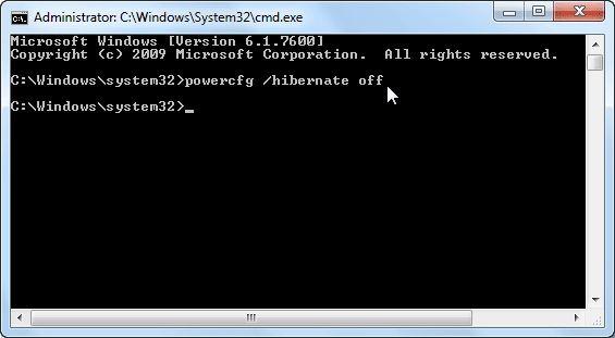 Windows-Ruhezustand-aus