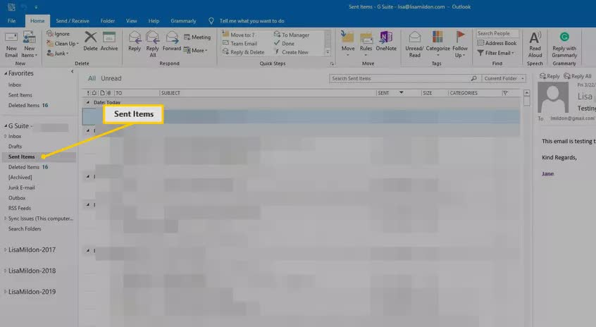 recall email in outlook 1