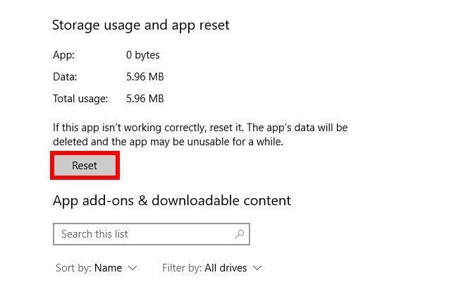 go to store update app
