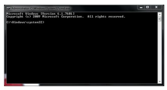 using chkdsk to fix a corrupted sd card without data loss step 1