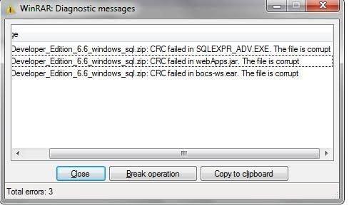 error-común-zip-4