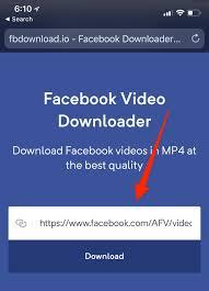 Facebook-Videos auf das Telefon herunterladen
