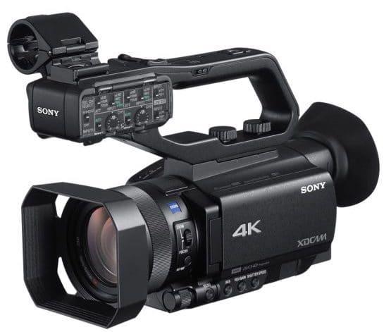 filmmaker camera