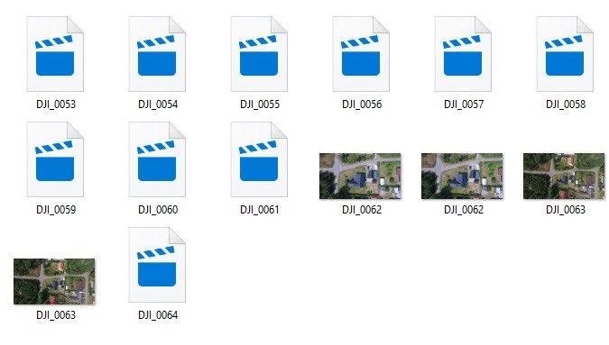 réparer les vidéos dji corrompues
