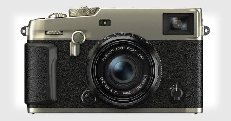 fujifilm xpro3 camera