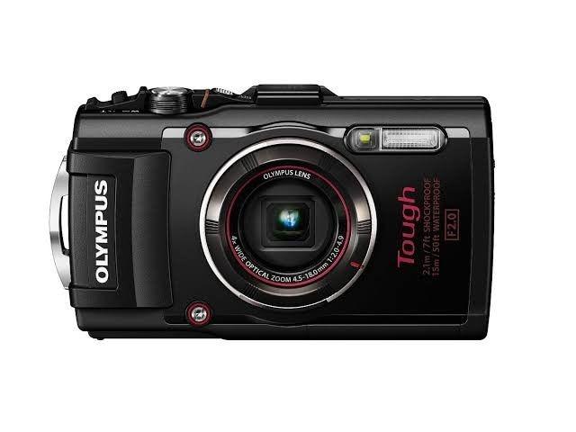 Olympus Kamera Reparatur
