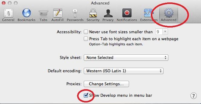 remove-cache-mac