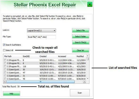 stellar-file-repair-etapa-2-buscar-arquivo