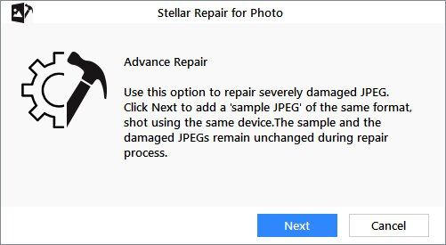 stellar photo advance repair facebook photos