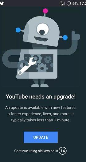 YouTube-Videos werden nicht abgespielt