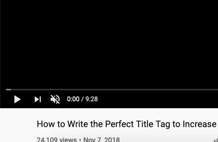 check youtube volume button