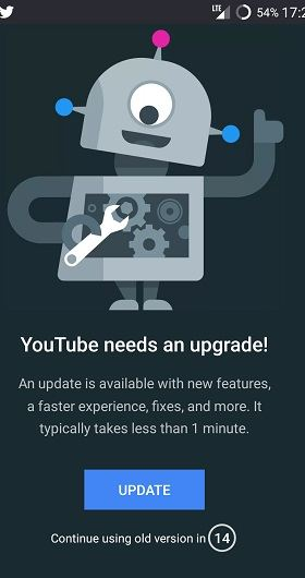 videos not playing android 9