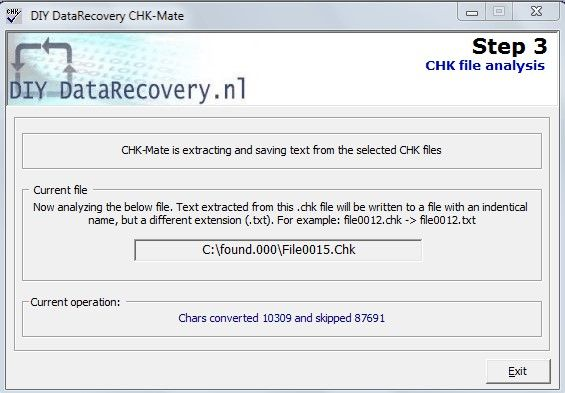 chk file recovery 3