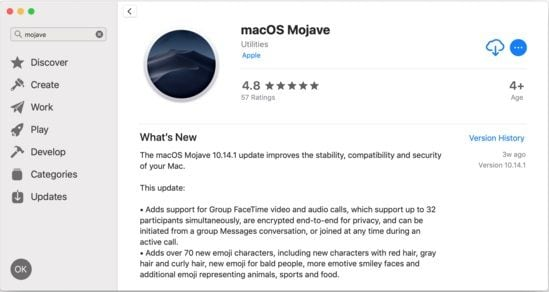 How to update macOS