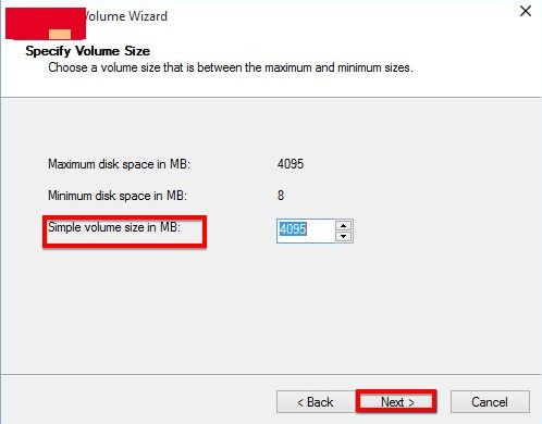 Bitte legen Sie einen Datenträger in das USB Laufwerk ein 8