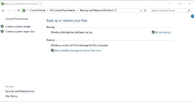 recover excel file free 5