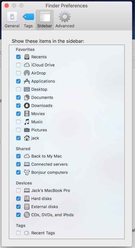 usb not showing up mac 2