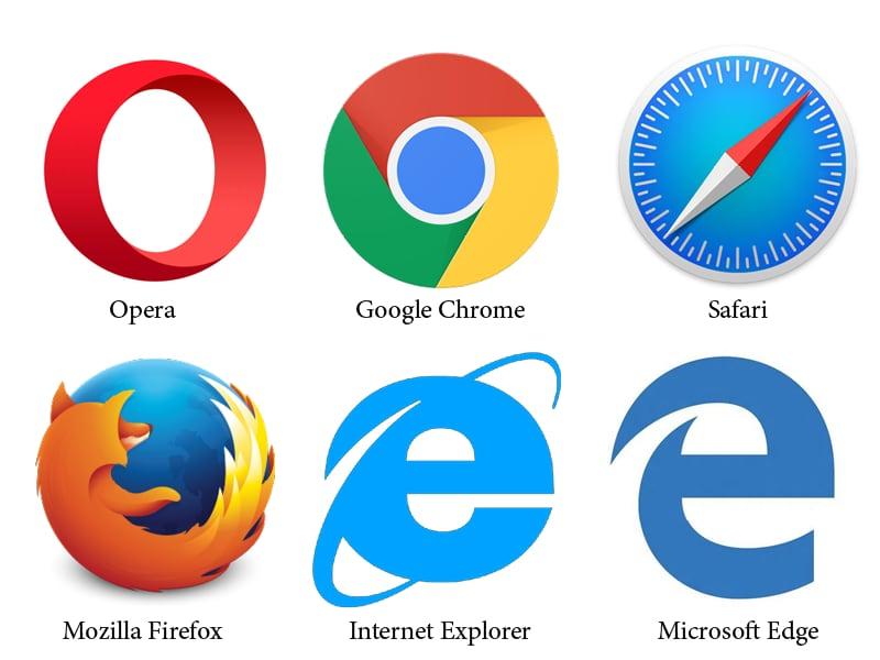 use alternate browser