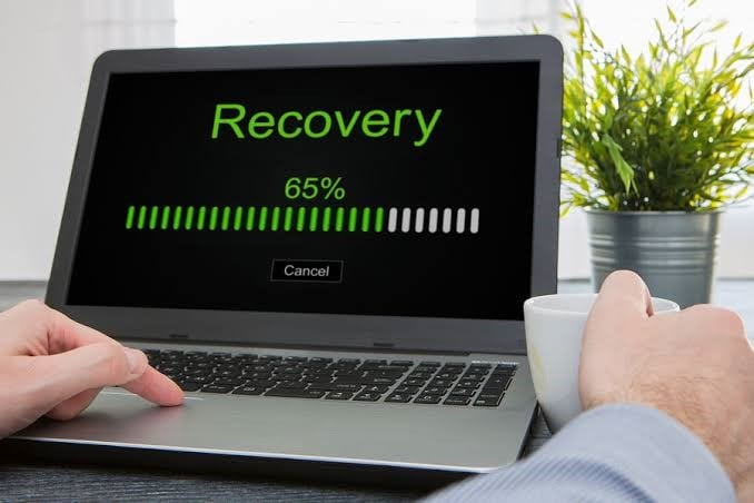 disk recovery 1