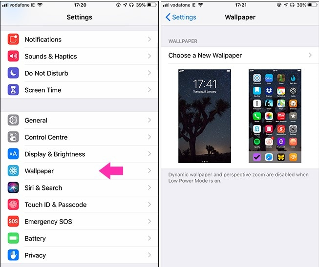 how to set gif as wallpaper iphone