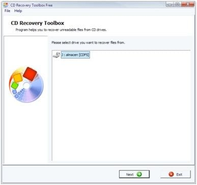 cd recovery toolbox4
