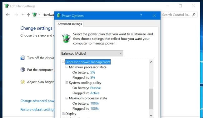 change battery energy options