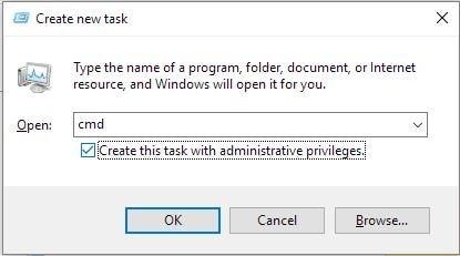 check disk error 1