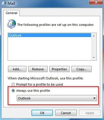 create new outlook account 4