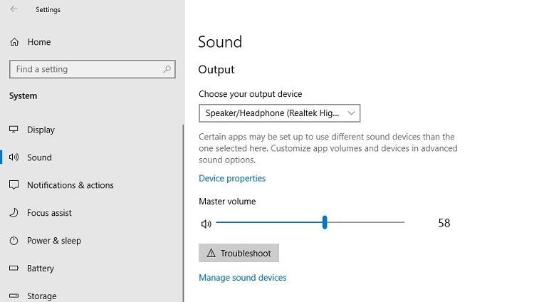 dell audio not working 1