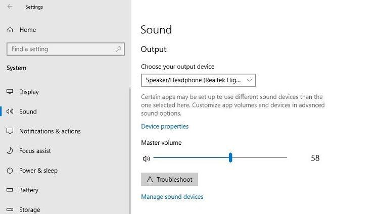 Dell Audio funktioniert nicht 1
