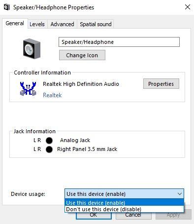 Dell Audio funktioniert nicht 2