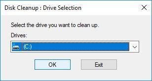 disk cleanup image 2