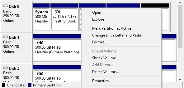 extend recovery partition image 1