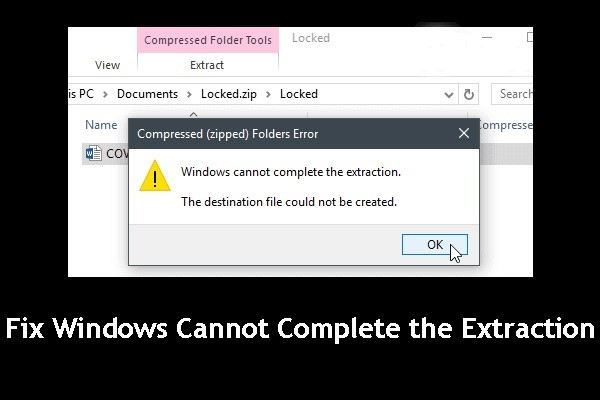 fix windows zip extraction 1