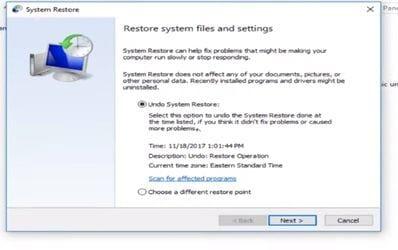 system restore image 3