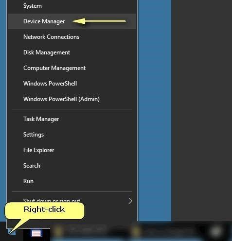 actualizar controladores de windows 1