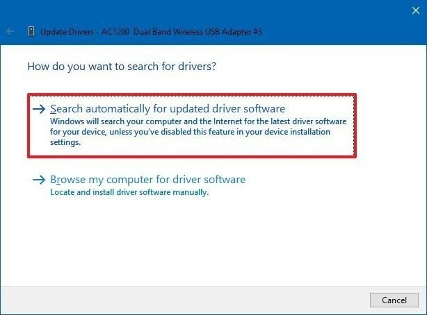 update windows drivers 3