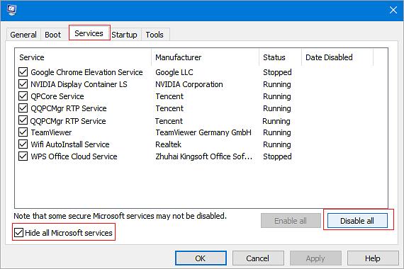 Fix a Windows computer that keeps restarting