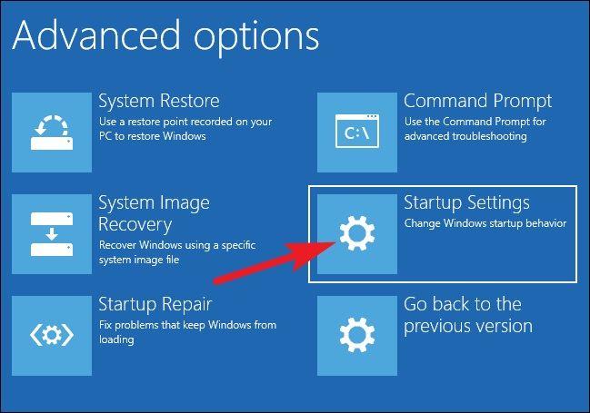 windows 10 automatic repair black screen 5