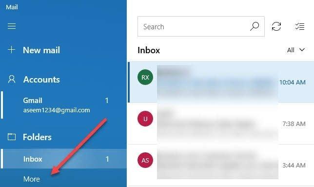 configure email server 2