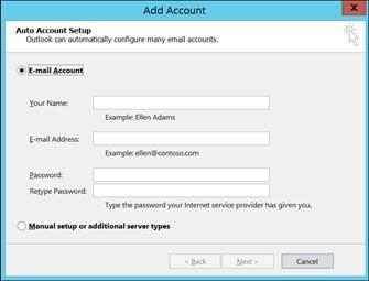 create account 2